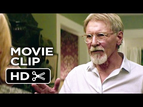 The Age Of Adaline Movie CLIP - Reunion (2015) - Harrison Ford Movie HD