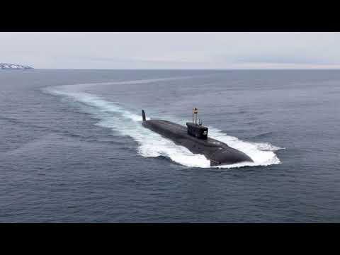 В Норвегии испугались маневров атомных подводных лодок ВМФ России