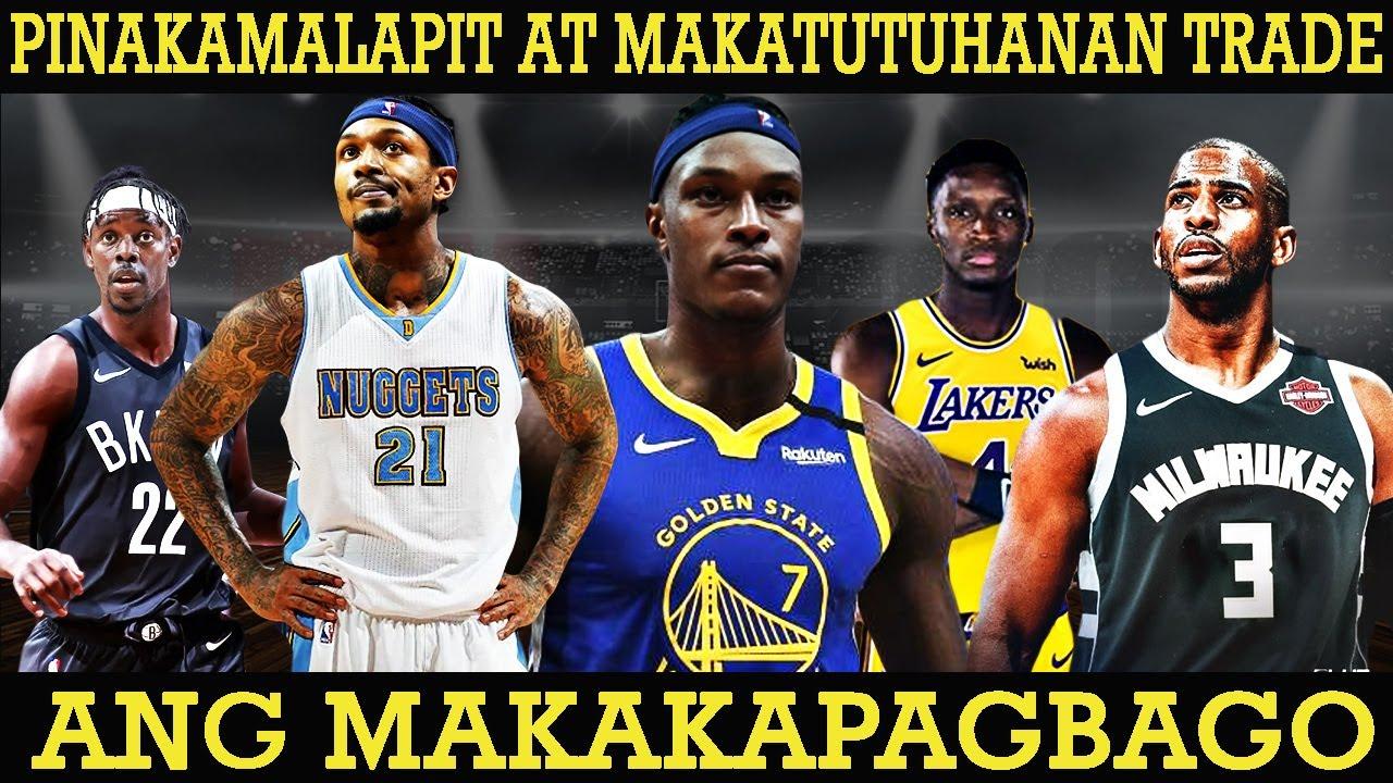 PINAKAMALAPIT AT MAKATUTUHANANG TRADE NGAYONG OFFSEASON NA BABAGUHIN ANG NBA TEAM NEXT SEASON