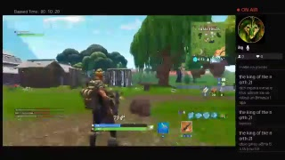 happyjerry15's Live PS4 Broadcast paizo fortnite battle royale beite exo genethlia smr