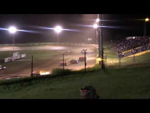 Kyle Barger Shadyhill Speedway 5/25/19 Crate late model feature