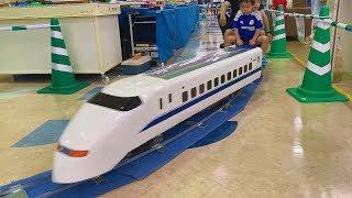 楽しい鉄道模型とプラレール