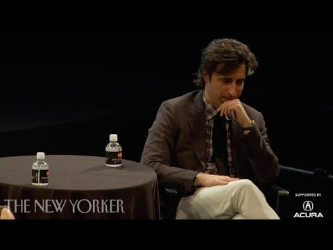Greta Gerwig and Noah Baumbach talk about their new movie and falling in love