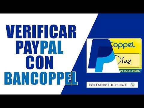 [TUTORIAL] Verificar Paypal Con Tarjeta de Débito Bancoppel - 2017
