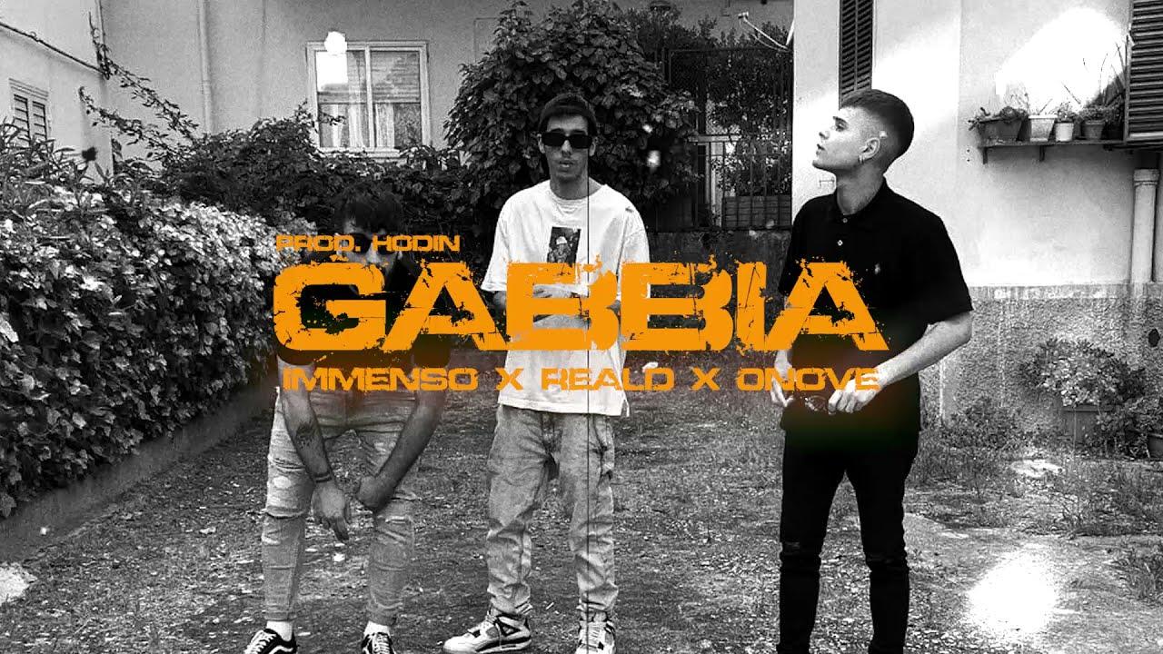 Download Immenso - Gabbia feat. RealD, 0nove (Prod. Hodin)