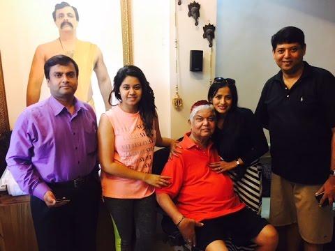 Radhika Rao with The Legend Raamlaxman - A Tribute
