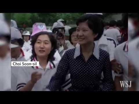 South Korea President Scandal
