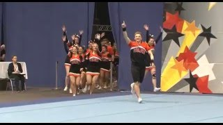 Clovers Coed from BV Chemnitz 99 e.V (GER) in Senior Limited Coed C...