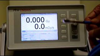 PTW Electrometer at the Department of Medical Physics - Sameer Natto