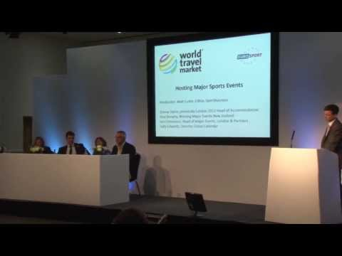 WTM 2013 - Hosting Major Sports Events