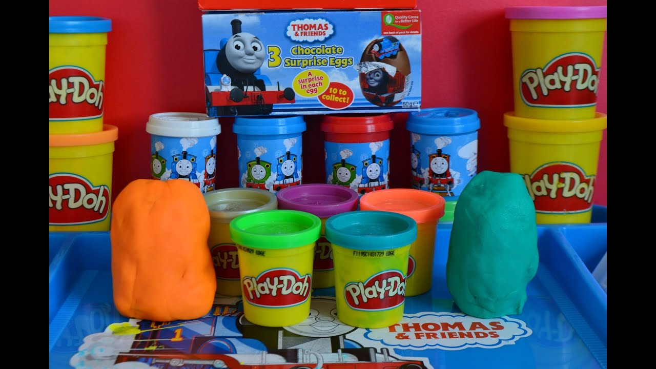 how to get play-doh out of the pot