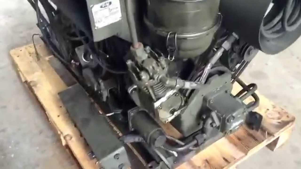 Motore VM 1053 - YouTube
