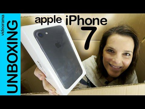 Apple iPhone 7 unboxing en español   4K UHD