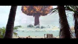 Фильм «Годзилла» 2014  Дублированный трейлер #2  Фантастика, ужасы