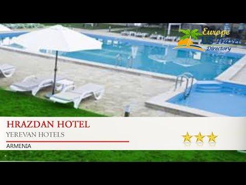 Hrazdan Hotel - Yerevan Hotels, Armenia