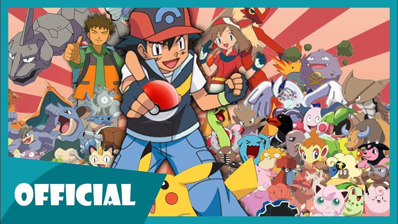 Rap về Satoshi (Pokemon) – Phan Ann
