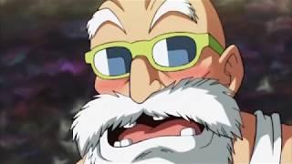 ドラゴンボール超 第105話予告 「奮戦!武天老師命を燃やす!!」