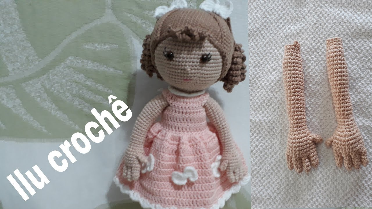 Como fazer amigurumis – Boneca de crochê Minion – Amigurumis | 720x1280