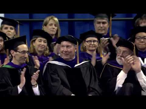 School of Law Pre-Commencement Ceremony