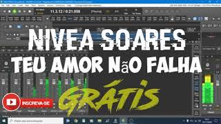 Teu Amor Não Falha - Nívea Soares - MultiTracks (GRÁTIS)