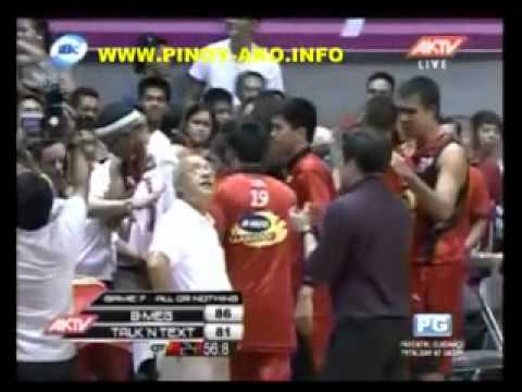 PBA FINALS Game 7 (Series 3-3): B-MEG Crucial Comeback VS TNT part2