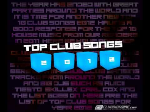 top 10 club music 2013