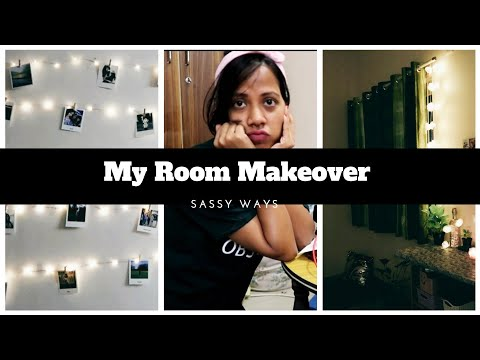 My Bedroom Makeover Vlog | Pinterest Inspired | DIY Room Decor Ideas on Budget