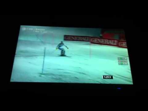 Alpiner Ski Weltcup 2014 #005 Fritz Dopfer || 2. Lauf Bormio