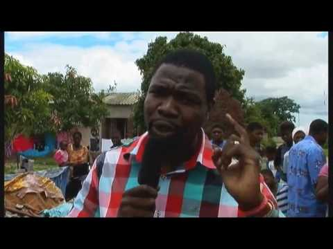Prophet Magaya rescues Mr Anthony Tole from mental illness