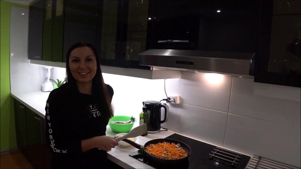 Как приготовить рыбу/Сиг фаршированный в духовке / Очень вкусный рецепт/ Влог