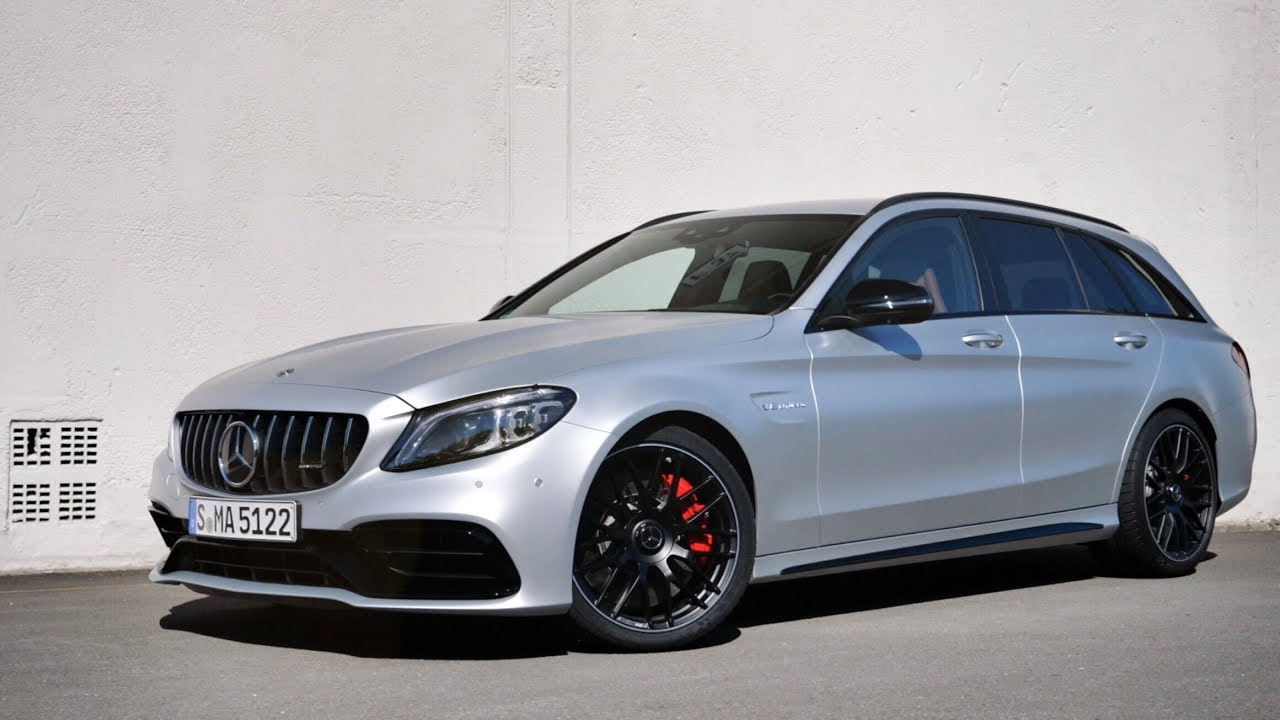 New Mercedes C63 S AMG Estate: My Next Car?