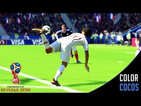 FIFA 18 WORLD CUP™ ► GOAL COMPILATION #1