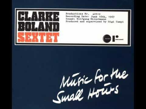 Please Don't Leave - Clarke Boland Sextet