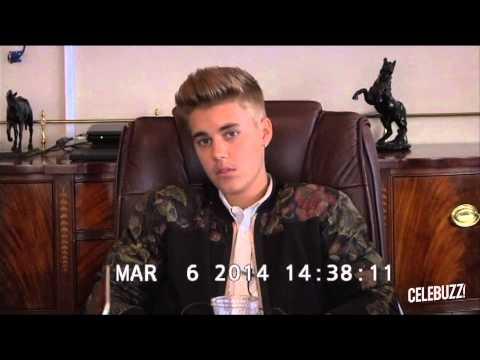 "Justin Bieber whines being put through the deposition is ""unfair."""