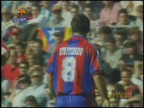 Season 1996/1997. FC Barcelona - Sporting de Gijón - 4:0