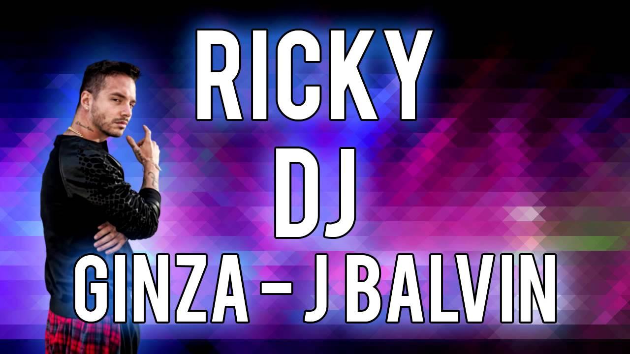 Ginza - J Balvin...J Balvin Download