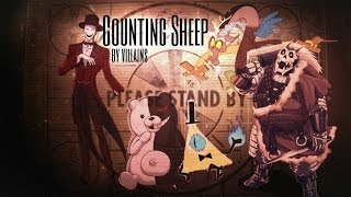Counting Sheep -  villains tribute 【AMV】