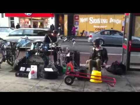 Brixton jam machine