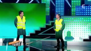 Les Chevaliers du Fiel - Les employés municipaux - La Grande Soirée du rire