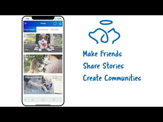 Pets Forever Social App For Pet Lovers, Parents and Owners