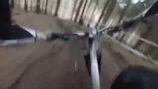 Mini Downhill fod, 1st march rd.3 corkscrew