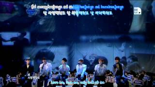 Video You (LIVE Special Stage) - B2ST (Beast) [Eng + Han + Rom] download MP3, 3GP, MP4, WEBM, AVI, FLV Juli 2018