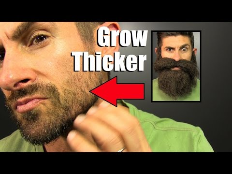 6 Surprising Tips To Grow THICKER Facial Hair | How To Grow Dense Facial Hair FASTER