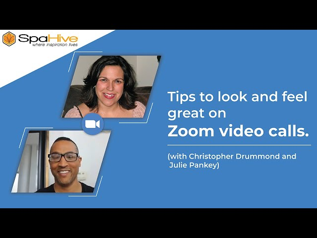Video Zero to Zoom Hero Webinar with Christopher Drummond and Julie Pankey