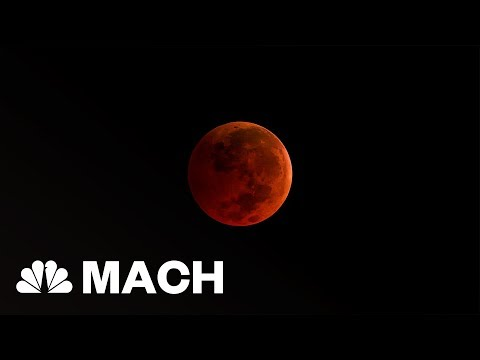 The 'Super Blue Blood Moon' Eclipse Is Almost Here | Mach | NBC News