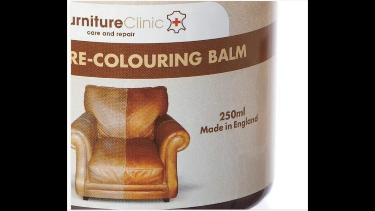 Leather Re coloring Balm | Leather Re-coloring Balm] promo | Best ...