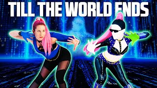 Just Dance 2021 | TILL THE WORLD ENDS - Britney Spears | Gameplay #FreeBritney