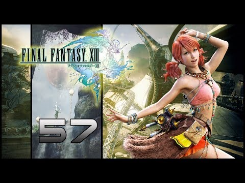 Guia Final Fantasy XIII (PS3) Parte 57 - Como vencer a un Adamantaimai en el Capitulo 12