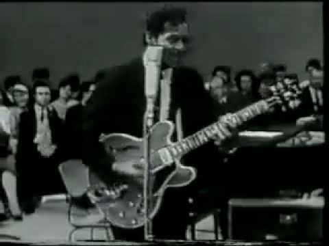 Roll Over Beethoven - Chuck Berry 1956