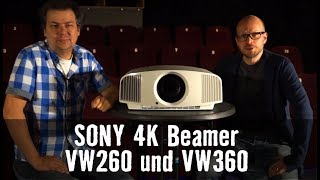 видео Sony VPL-VW360